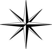 символы  министерства  транспорта  и  МЧС Российской  Федерации, службы спасения