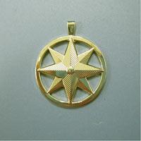 символ  девяти  иерархических  Систем - Звезда  «Союза».